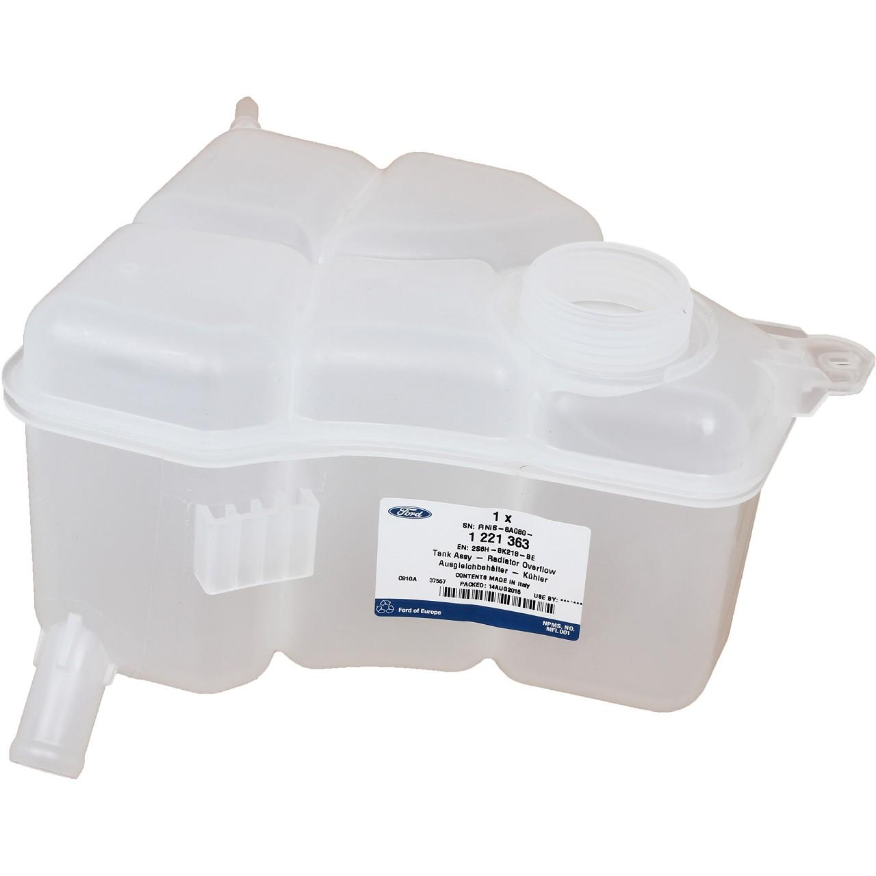 ORIGINAL Ford Ausgleichsbehälter Kühlmittelbehälter Fiesta V 1.3 1.4TDCi 1221363