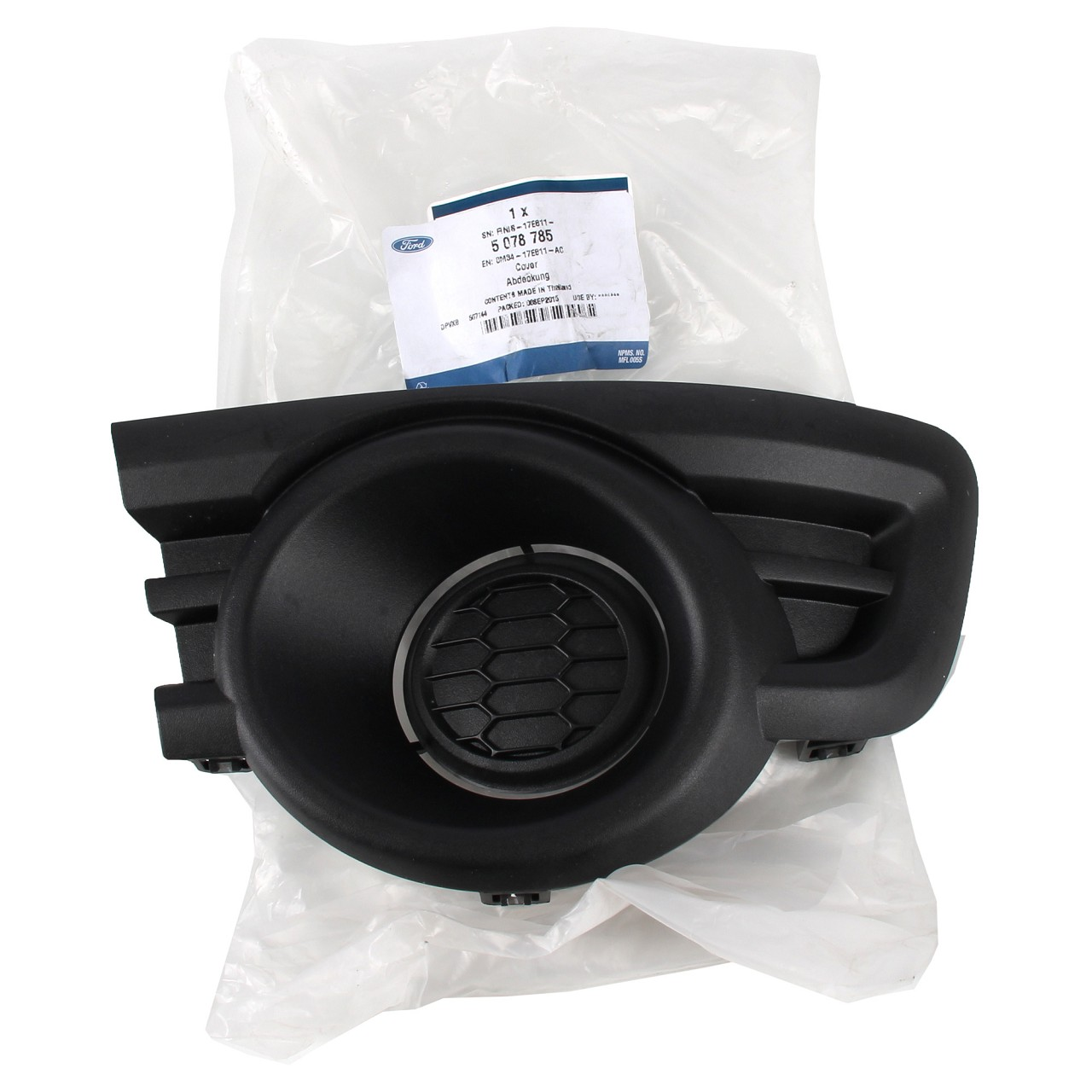 ORIGINAL Ford Blende Abdeckung Nebelscheinwerfer RANGER ET vorne links 5078785