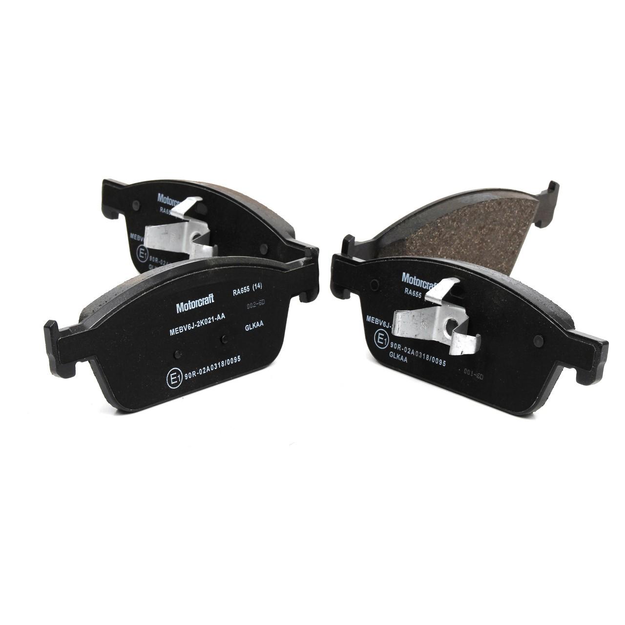 ORIGINAL Ford Bremsscheiben + Motorcraft Bremsbeläge FOCUS III 2.0 ST vorne