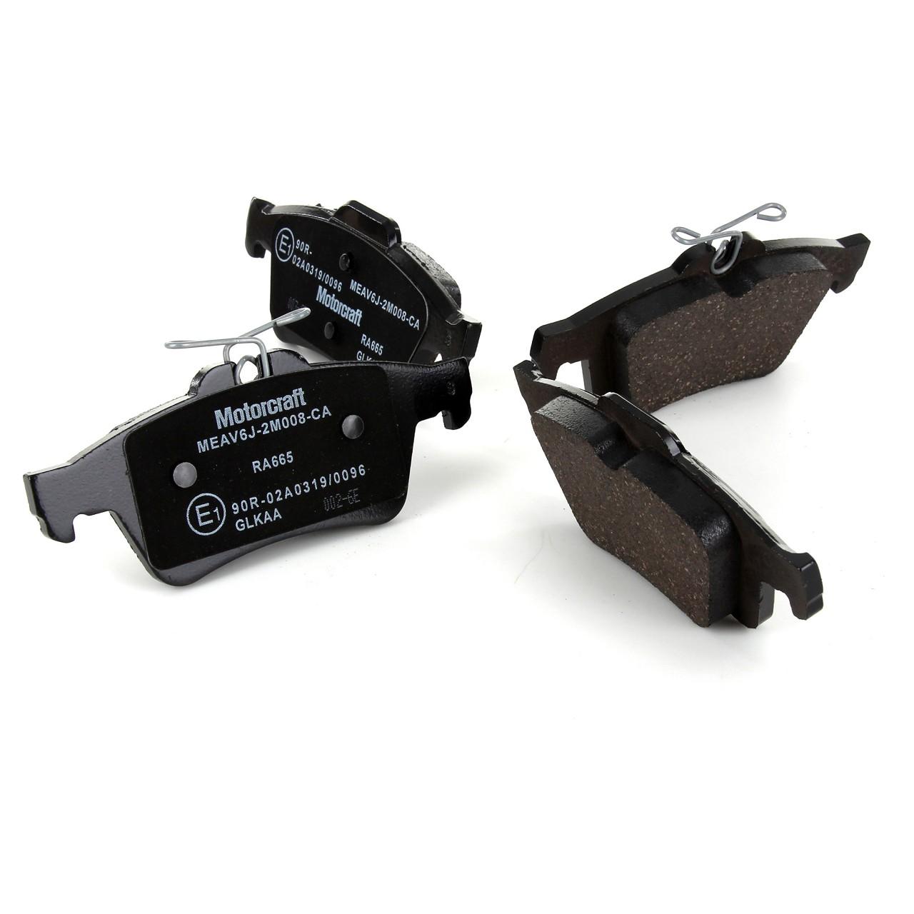 ORIGINAL Ford Bremsscheiben + Beläge KUGA II TOURNEO / TRANSIT CONNECT hinten