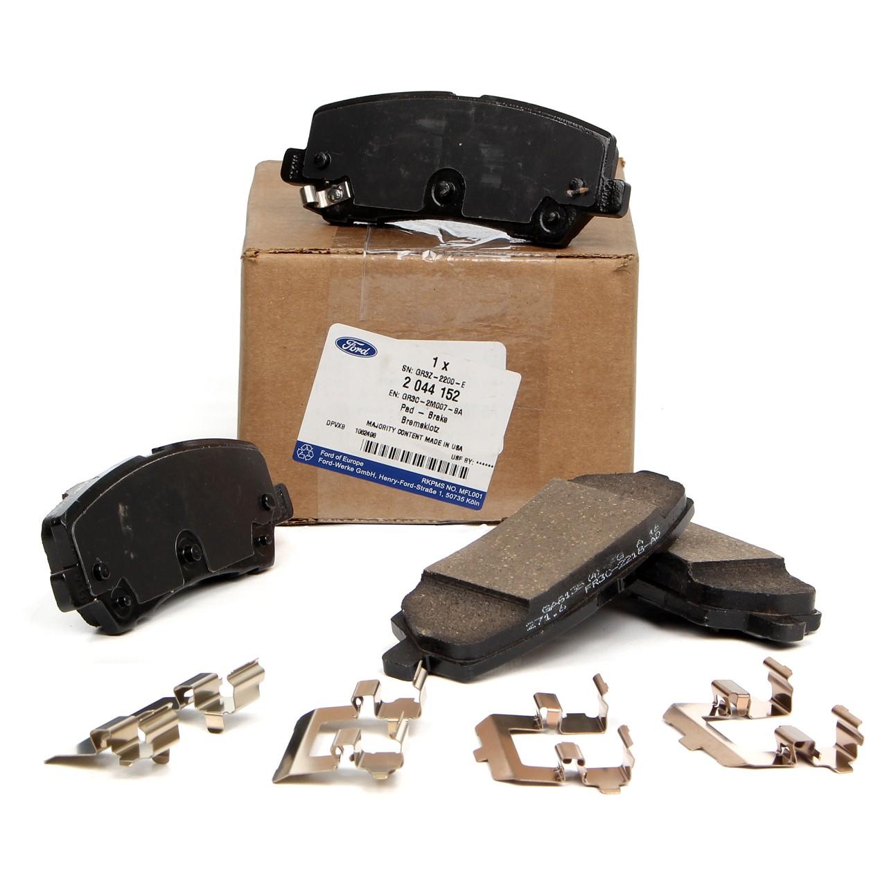 ORIGINAL Ford USA Bremsbeläge Bremsbelagsatz MUSTANG ab 07.2015 hinten 2044152
