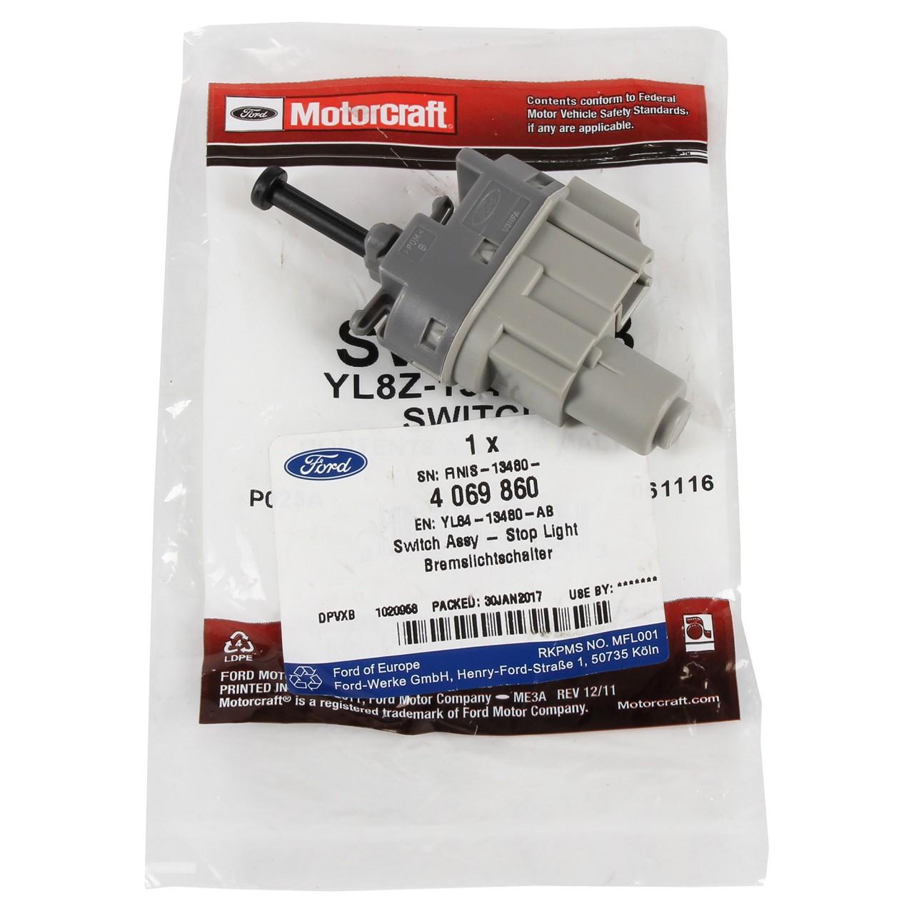 ORIGINAL Ford Bremslichtschalter Schalter Bremslicht MAVERICK 4069860