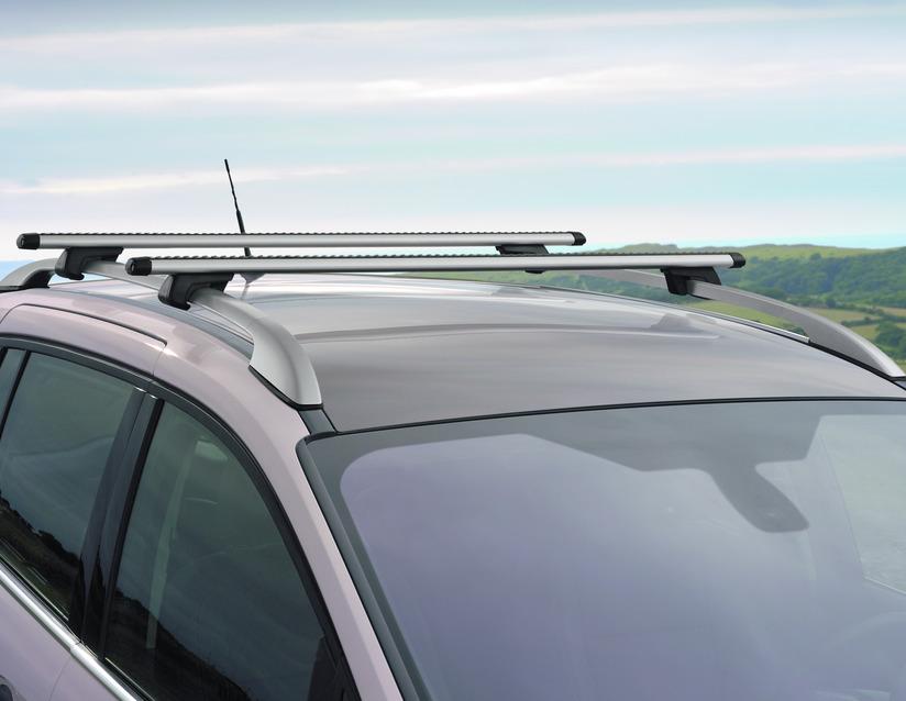 ORIGINAL Ford Dachträger Basisträger Grundträger für GRAND C-MAX 1694014
