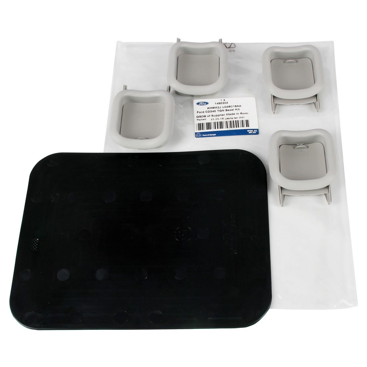 ORIGINAL Ford Gepäckraumnetz Einbaukit Halterung GALAXY S-MAX (WA6) 1480303