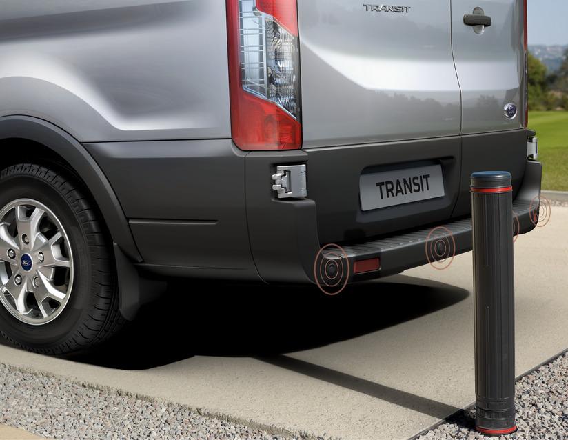 ORIGINAL Ford Einparkhilfe Xvision Park-Pilot-System HINTEN 1876560 für TRANSIT