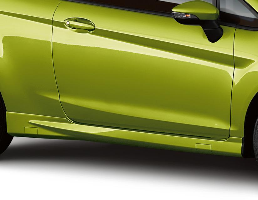 ORIGINAL Ford Seitenschürze Seitenschweller RECHTS 1809115 FIESTA VI bis 10.2012