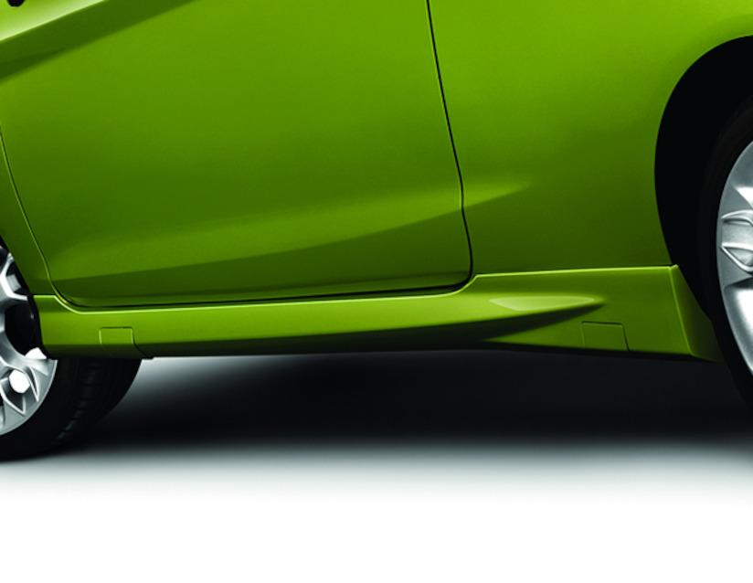 ORIGINAL Ford Seitenschürze Seitenschweller LINKS 1809116 FIESTA VI bis 10.2012