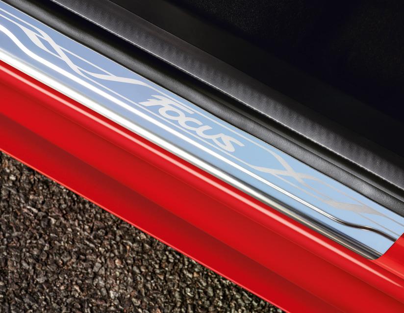 ORIGINAL Ford Einstiegsleisten Zierleisten Satz VORNE 1726425 für FOCUS III MK3