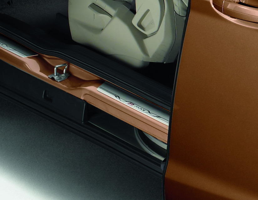 ORIGINAL Ford Einstiegsleiste Einstiegszierleiste Satz B-MAX (JK) hinten 1791123