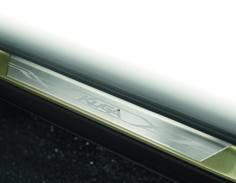 ORIGINAL Ford Einstiegsleiste Einstiegszierleiste Satz KUGA II MK2 vorne 2387376