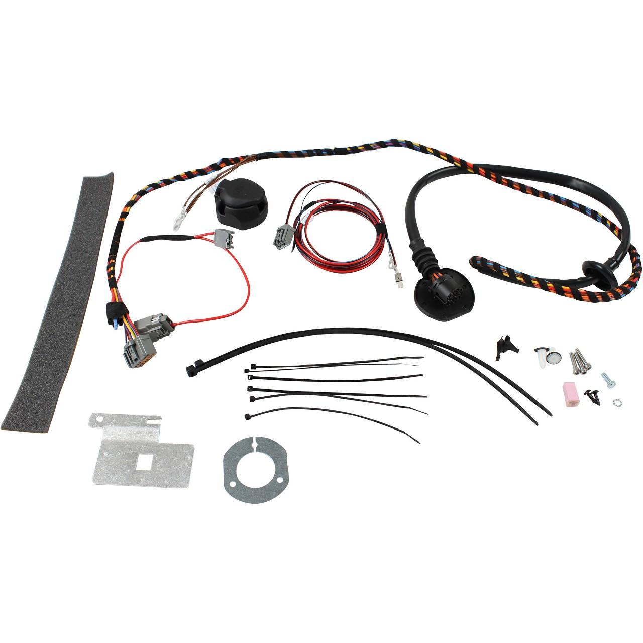 ORIGINAL Ford E-Satz Kabelsatz Anhängerkupplung Galaxy S-Max 13-polig 1742008