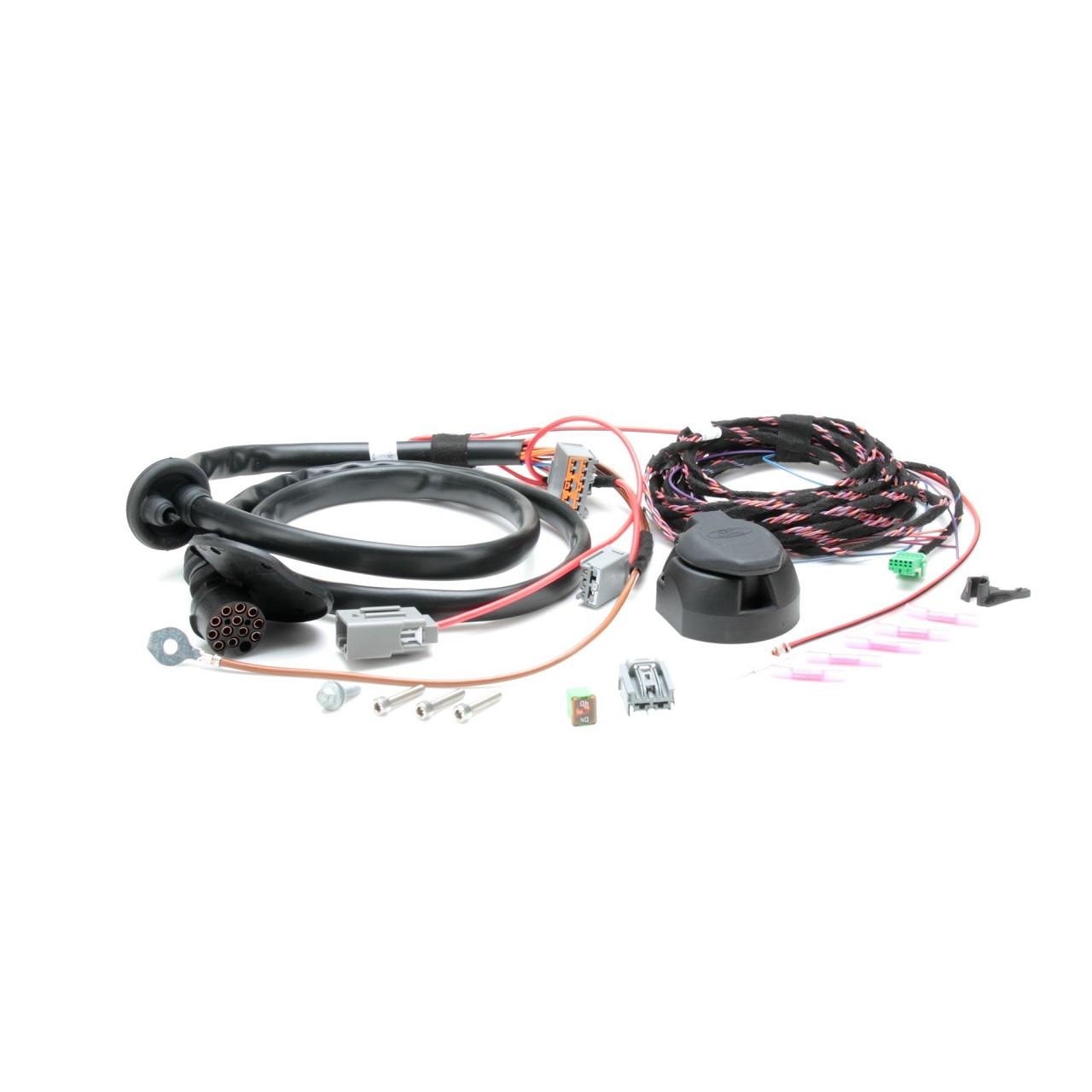 ORIGINAL Ford E-Satz Kabelsatz Anhängerkupplung Focus 3 Turnier 13-polig 1832037