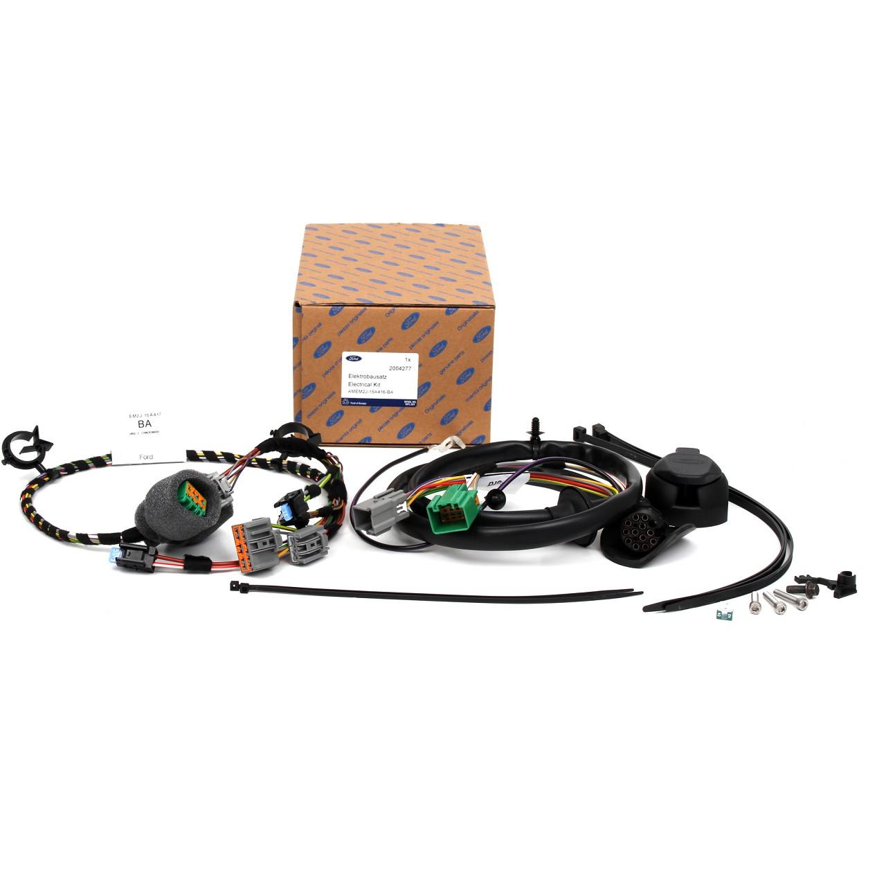 ORIGINAL Ford E-Satz Kabelsatz Anhängerkupplung GALAXY 2.0TDCI 4x4 2004277