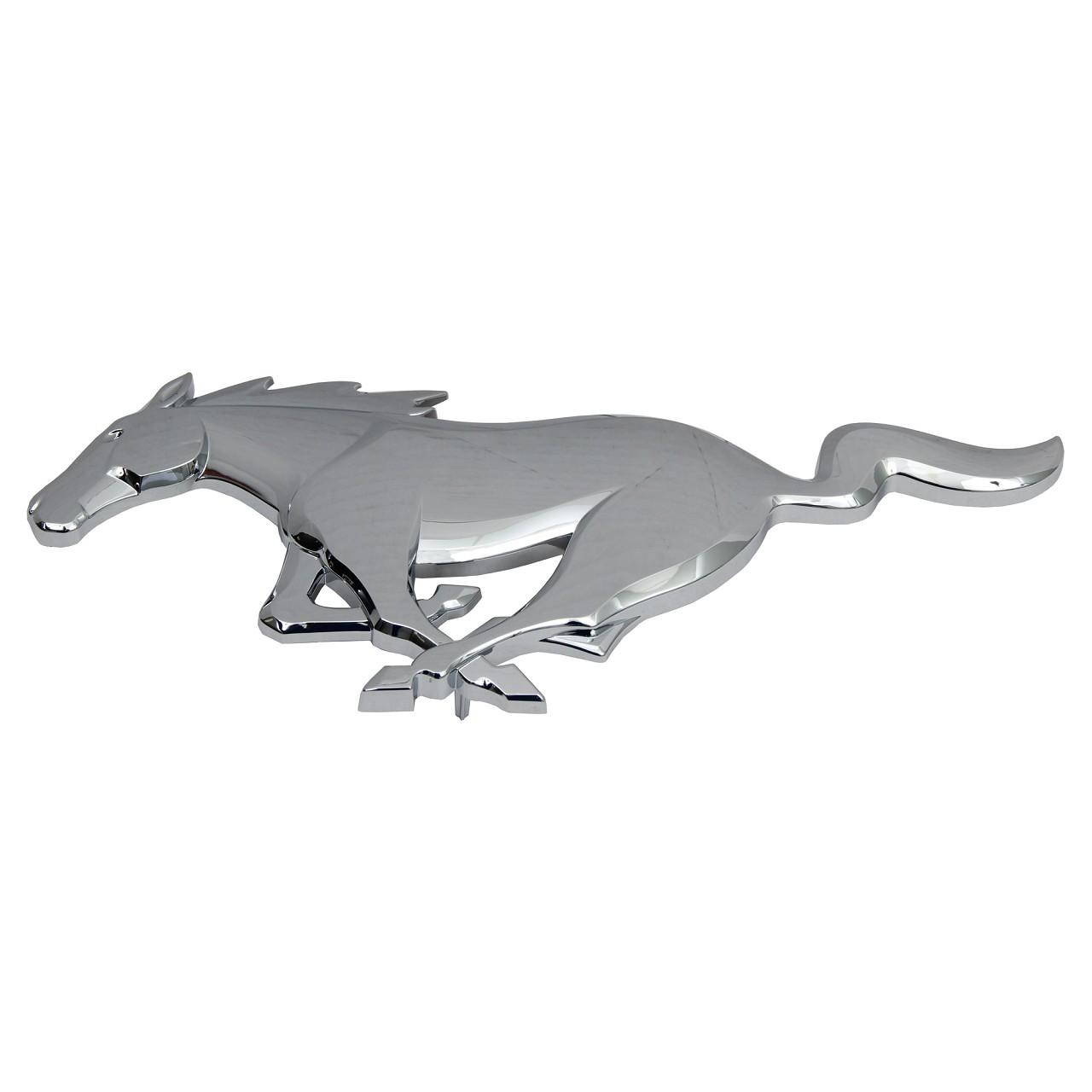 ORIGINAL FORD USA Emblem Logo Kühlergrill Pony MUSTANG ab 07.2015 1922925