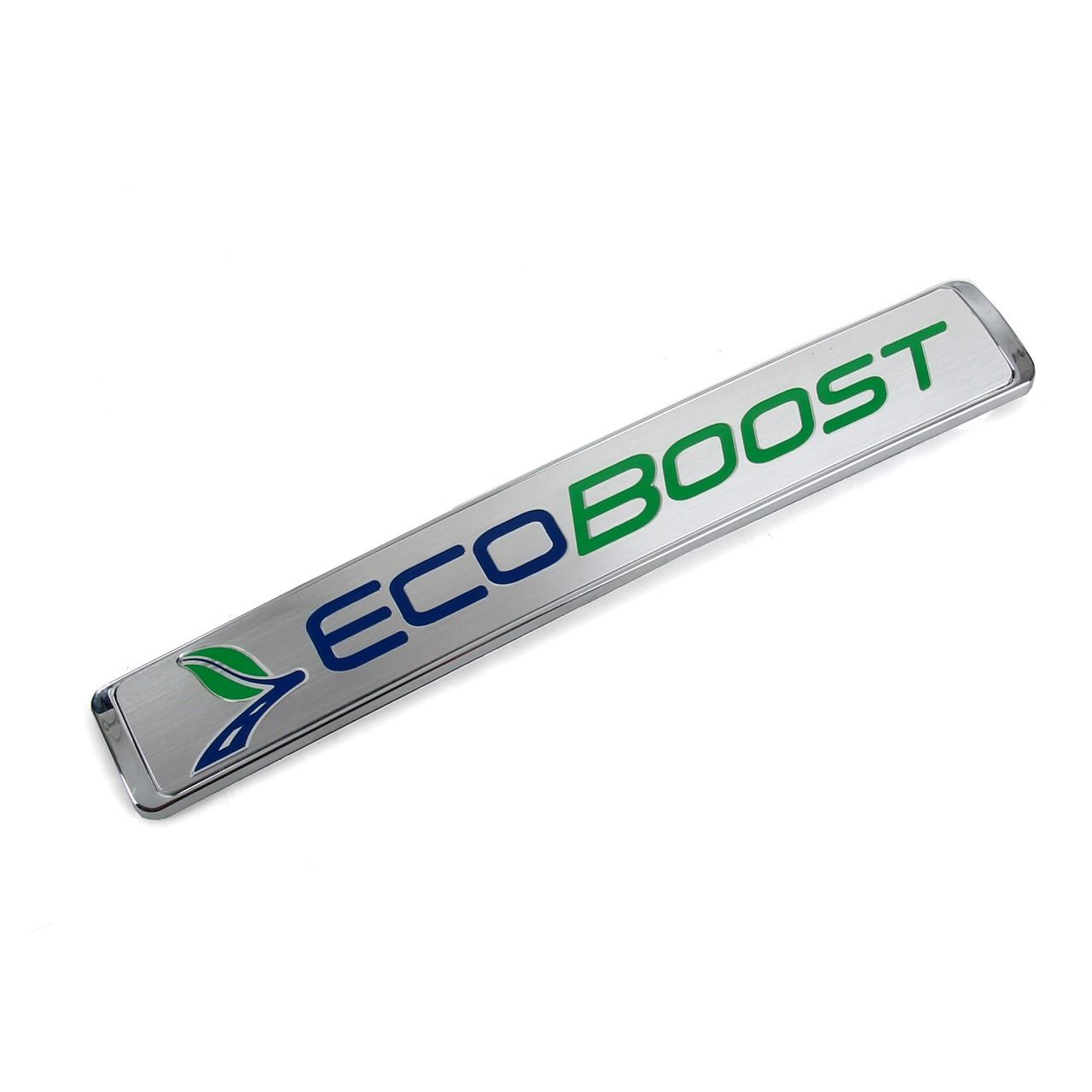 """ORIGINAL Ford Emblem Logo Plakette """"EcoBoost"""" MAVERICK bis 05.2006 5167079"""