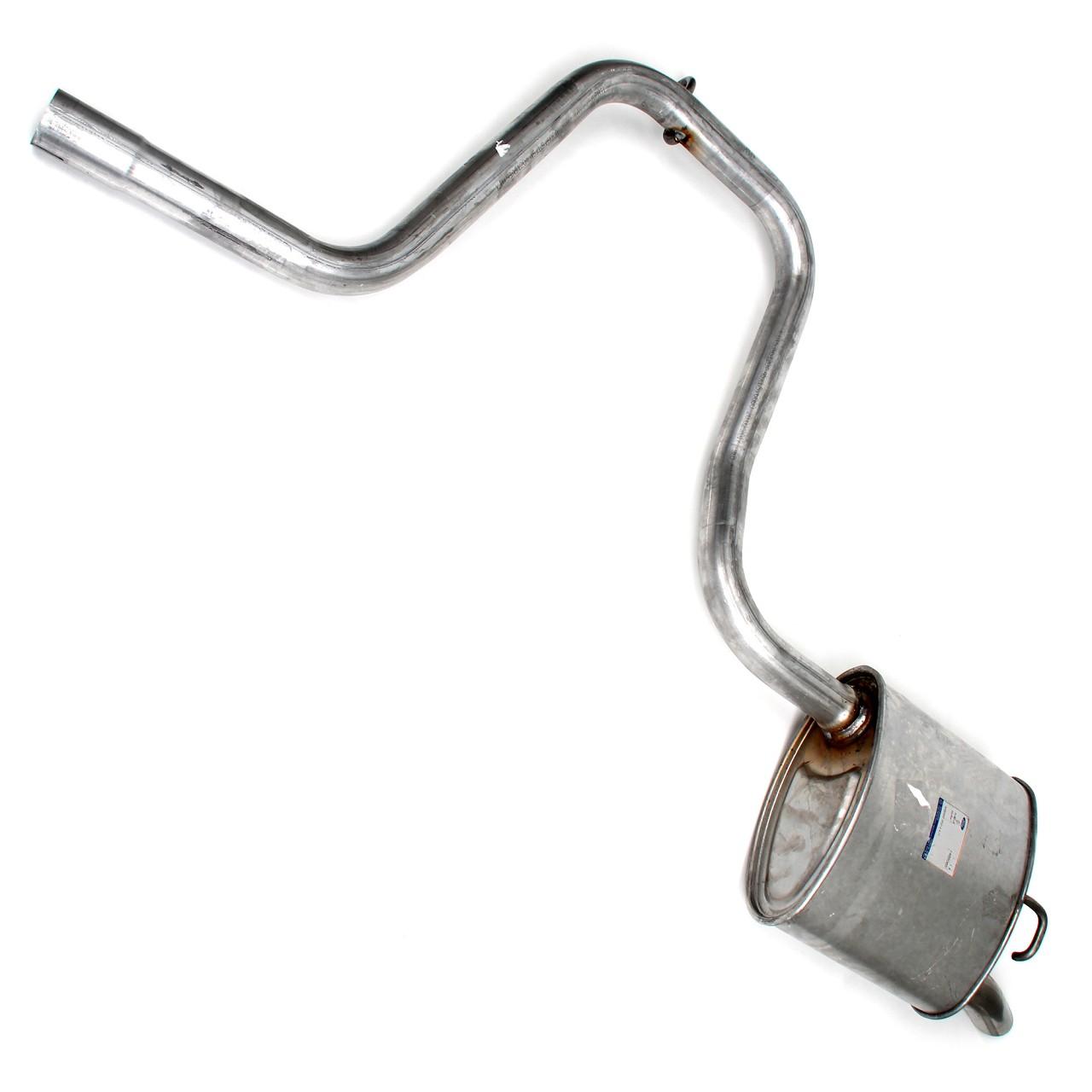 ORIGINAL Ford Endschalldämpfer 1465065 für MONDEO I II 1.6i / 1.8i 16V 88-115 PS
