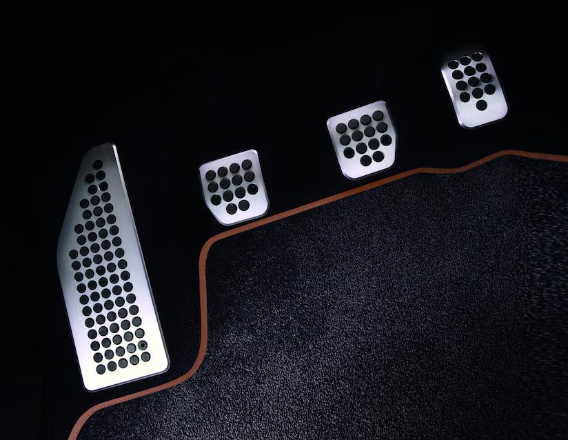ORIGINAL Ford Fahrpedalsatz Sport-Pedalaufsätze ALUMINIUM 1722206 GALAXY S-MAX