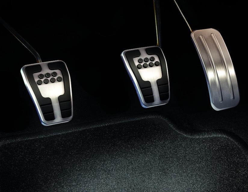 ORIGINAL Ford Fahrpedalsatz Sport-Pedalaufsätze 1835213 für FIESTA 6 7 ECOSPORT