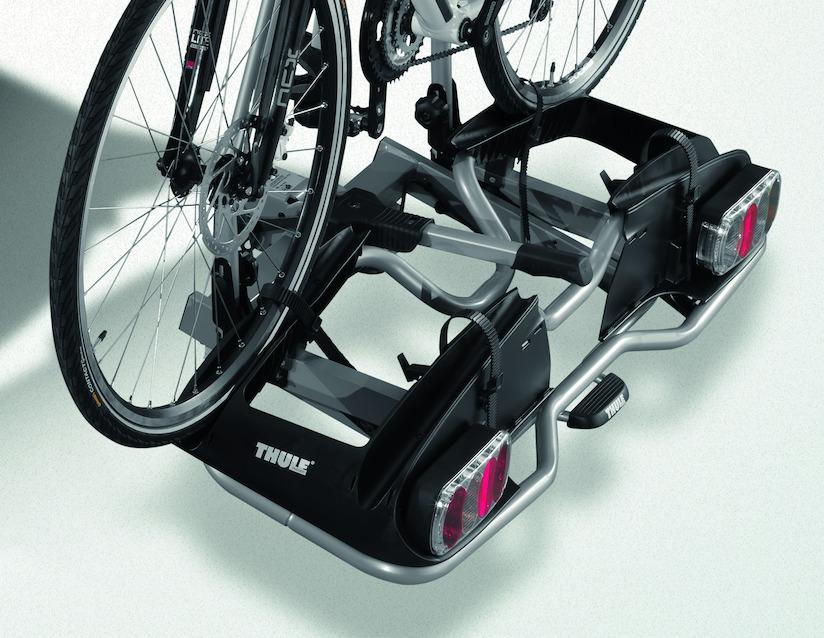 ORIGINAL Ford 1862485 Fahrradträger Heckträger THULE EuroPower 915 für 2 Räder