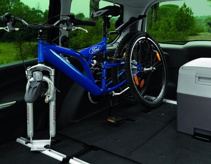 ORIGINAL Ford 1417550 Fahrradträger Fahrradhalter Innenraum GALAXY S-MAX (WA6)