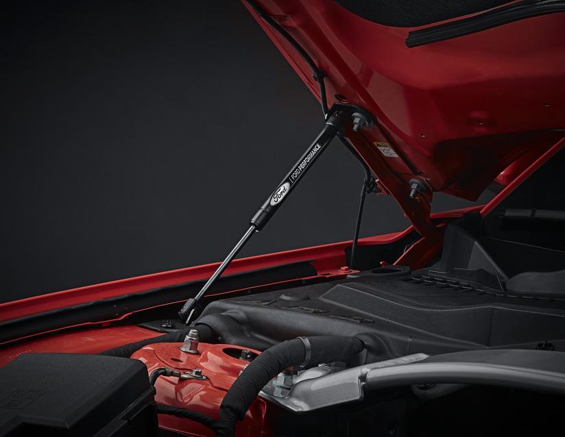 ORIGINAL Ford PERFORMANCE Haubenlifter Satz 2215896 für MUSTANG 03.2015-02.2018