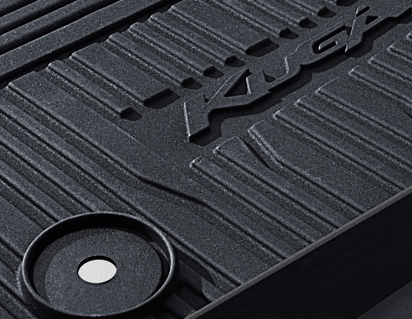ORIGINAL Ford Gummimatten Fußmatten Automatten Satz VORNE 2114390 für KUGA II