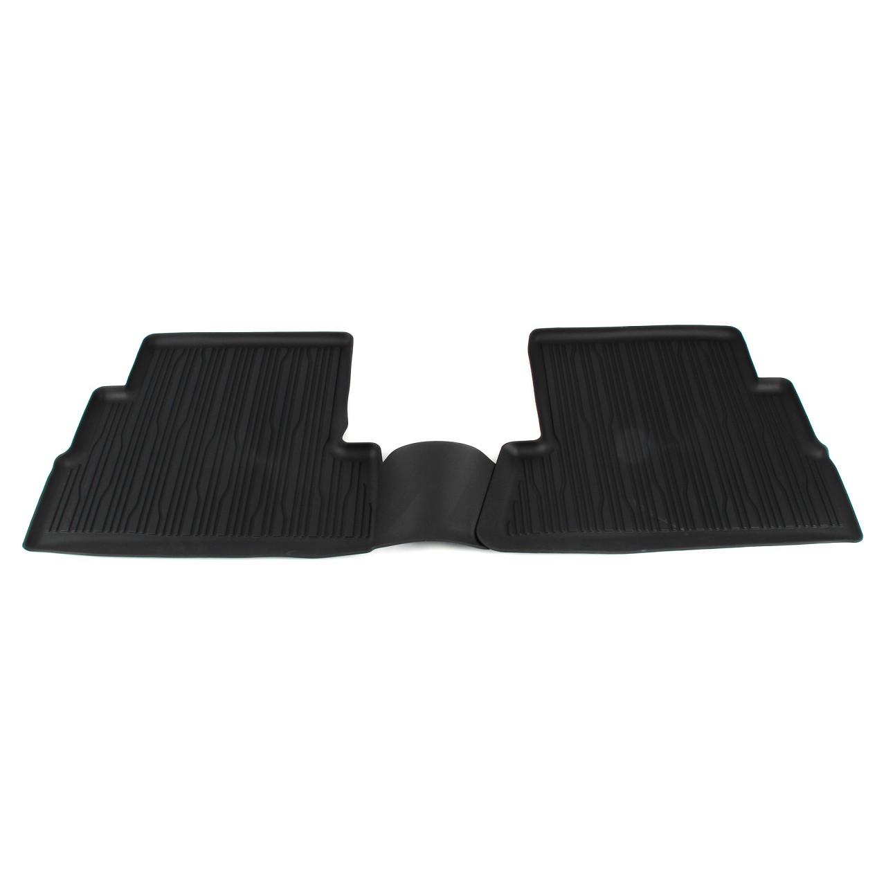 ORIGINAL Ford Gummimatten Fußmatten Automatten Satz HINTEN 2116934 für KUGA II