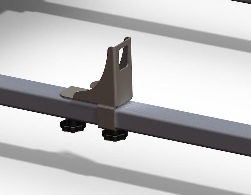 ORIGINAL Ford 1913407 Leiterstop-Set für Dachgalerie TOURNEO & TRANSIT