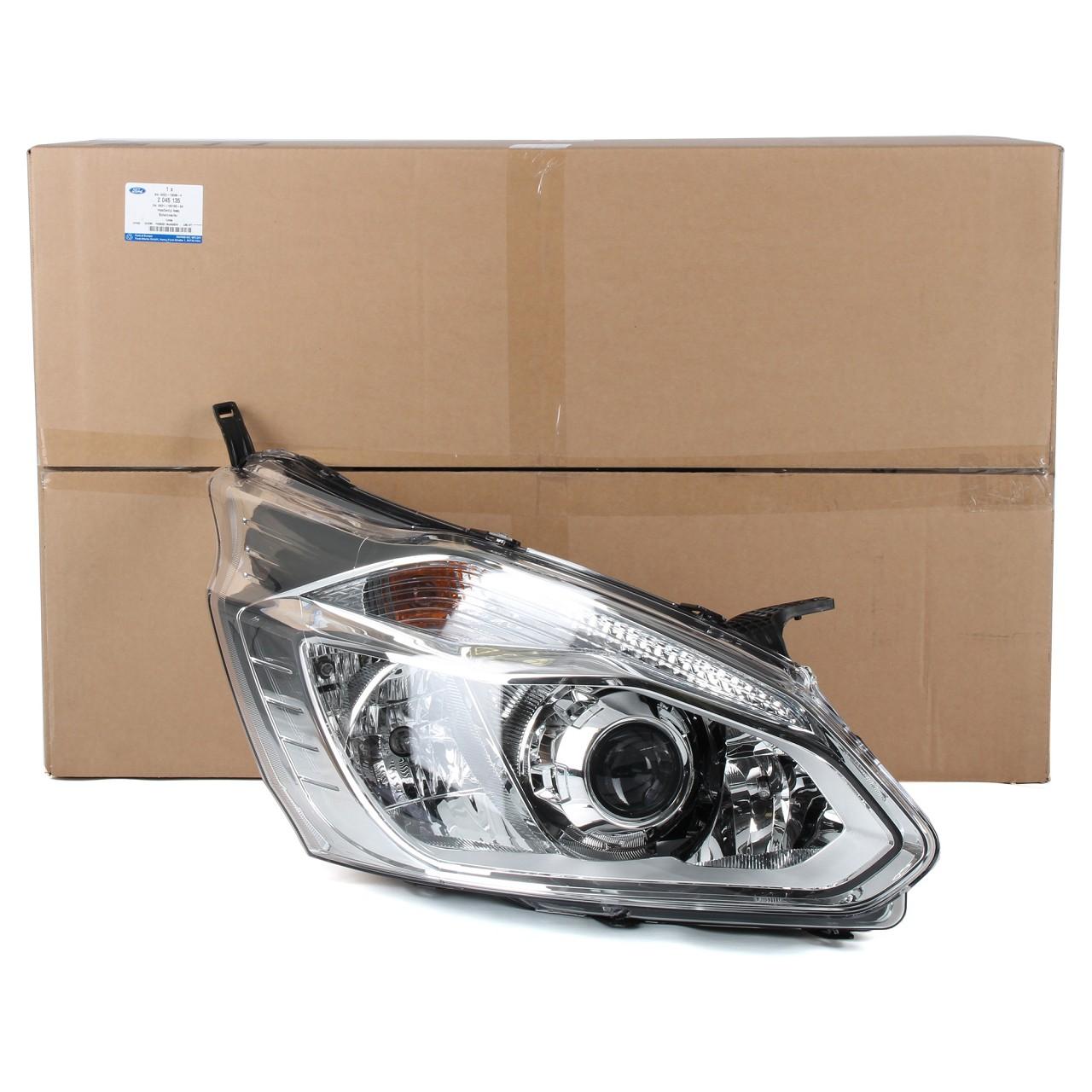 ORIGINAL Ford Scheinwerfer HALOGEN für TOURNEO / TRANSIT CUSTOM rechts 2045135