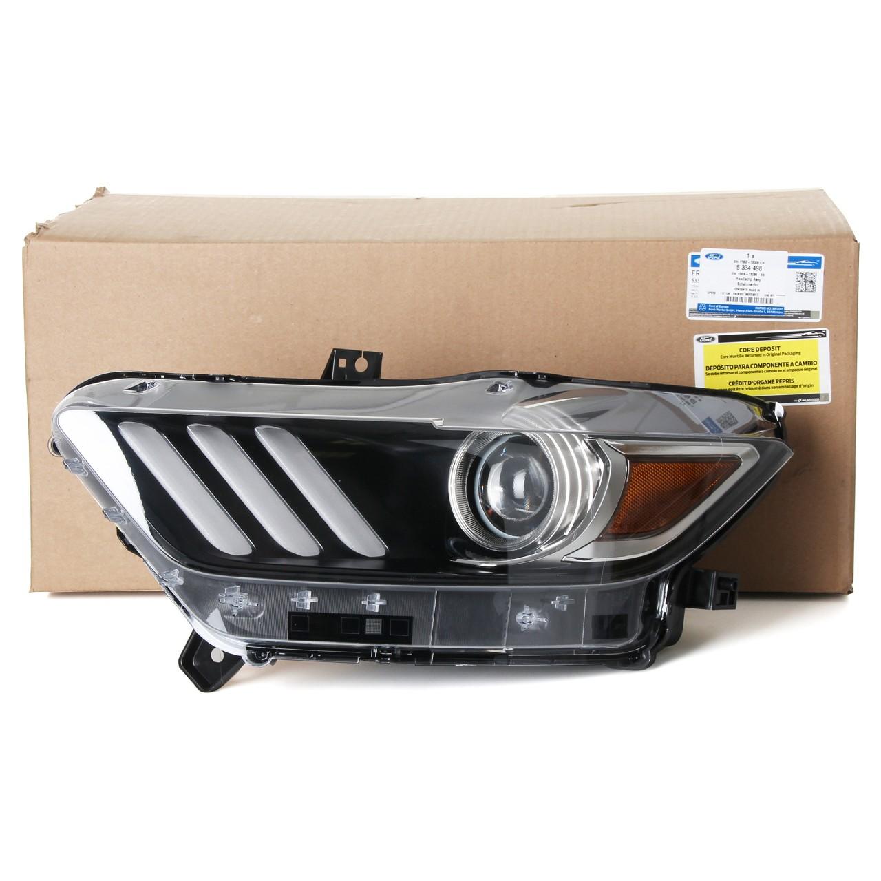 ORIGINAL Ford USA Scheinwerfer XENON für MUSTANG 01.2015-10.2017 links 5334498