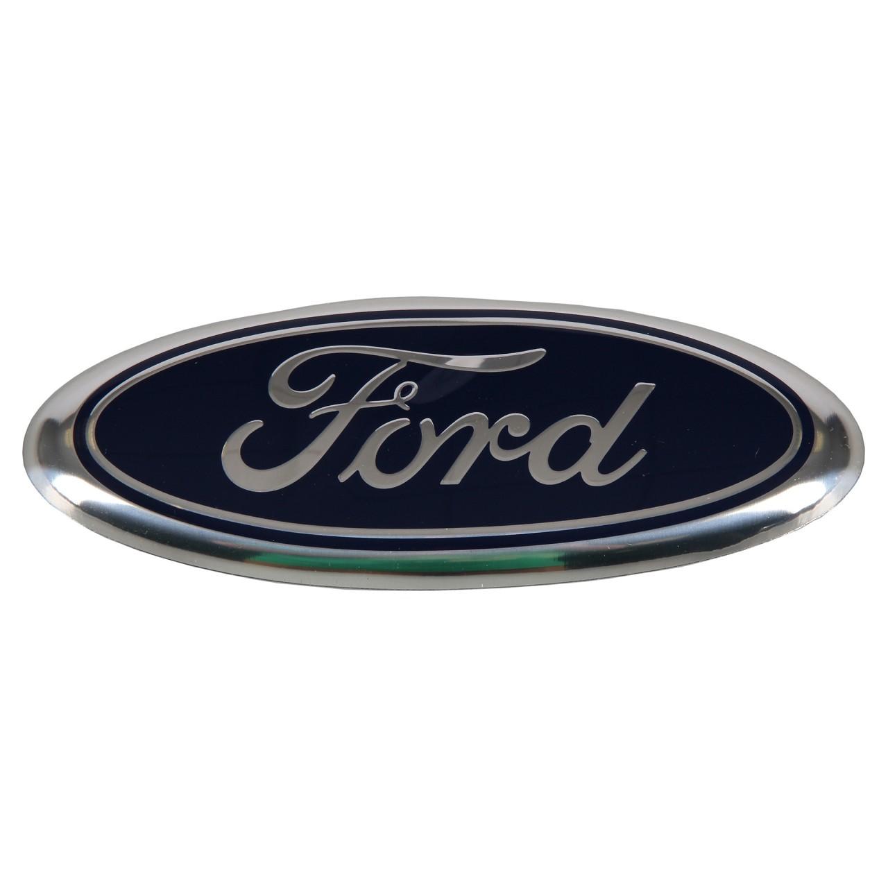 ORIGINAL Ford Emblem Schriftzug Aufkleber Zeichen Fiesta IV KA hinten 1090813