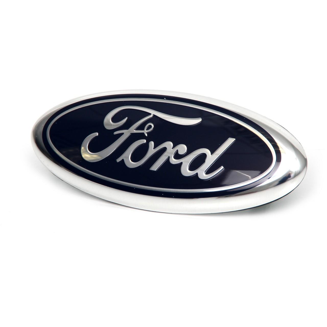 ORIGINAL Ford Emblem Logo FIESTA V FOCUS III FUSION S-MAX vorne / hinten 1141163