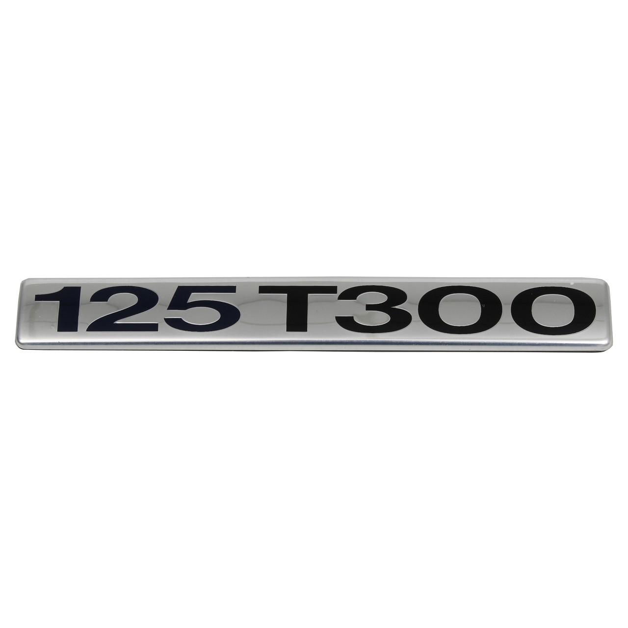 ORIGINAL Ford Emblem Schriftzug Zeichen 125 T300 TRANSIT 06-14 seitlich 1753885