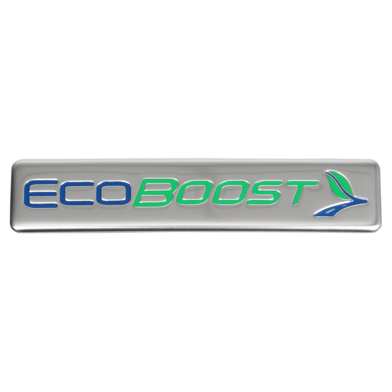 ORIGINAL Ford Emblem Schriftzug Aufkleber ''ecoboost'' Focus III hinten 1830629