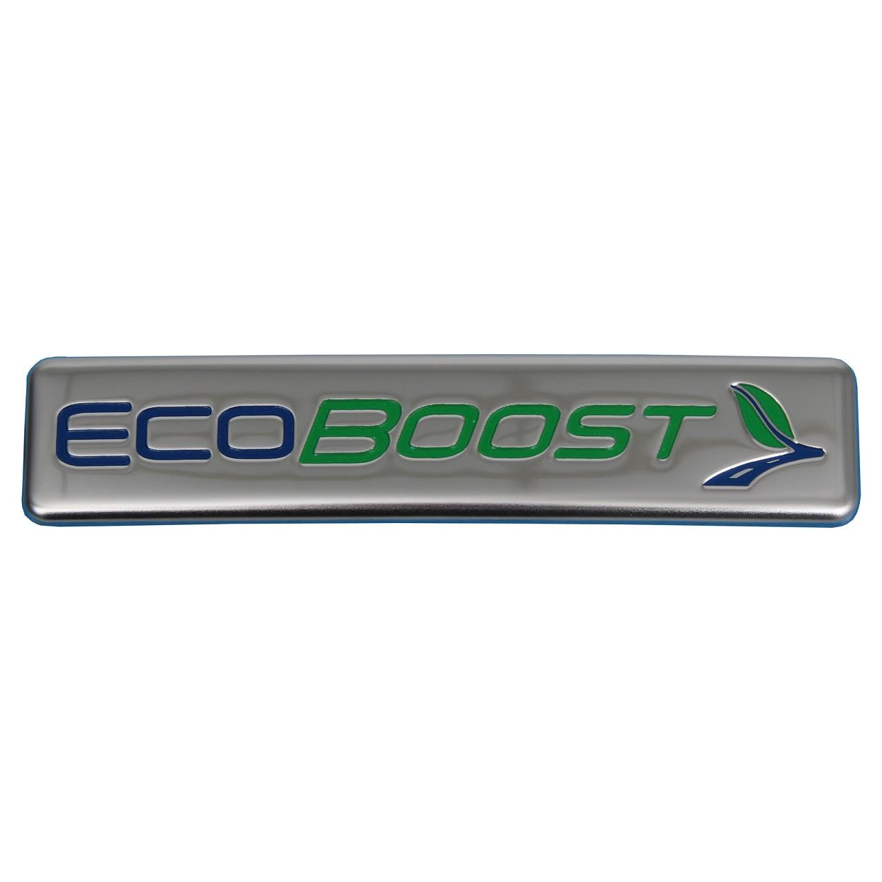 ORIGINAL Ford Emblem Schriftzug Aufkleber ''ecoboost'' Mondeo IV hinten 1836854