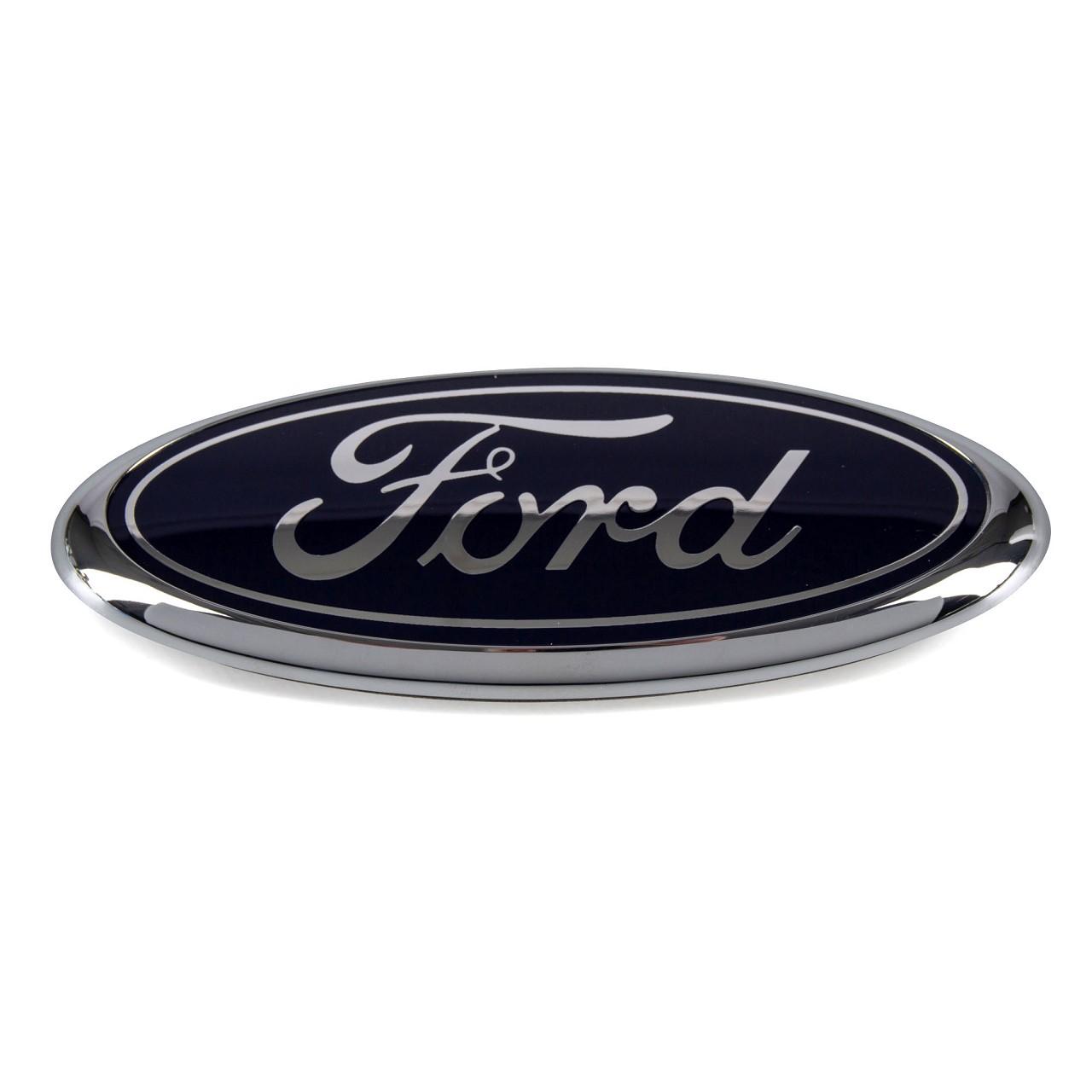 ORIGINAL Ford Emblem Schriftzug Zeichen Oval TRANSIT 2014- hinten 5294957