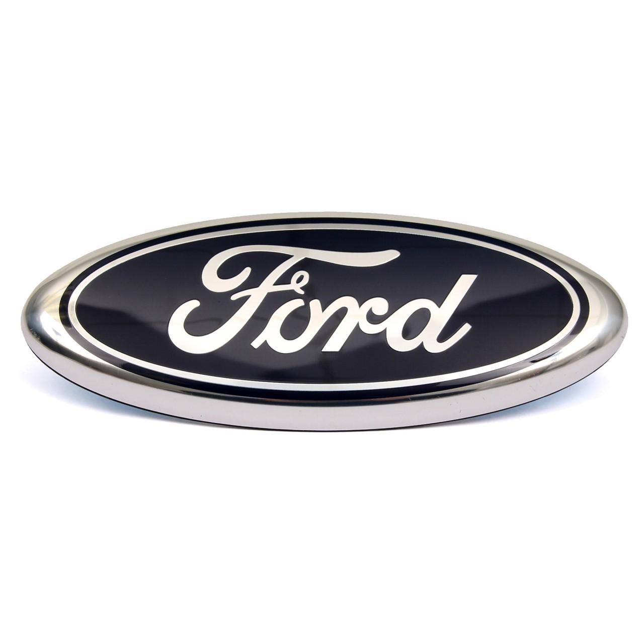 ORIGINAL Ford Emblem Schriftzug Oval KA+ TOURNEO TRANSIT CONNECT hinten 5316805