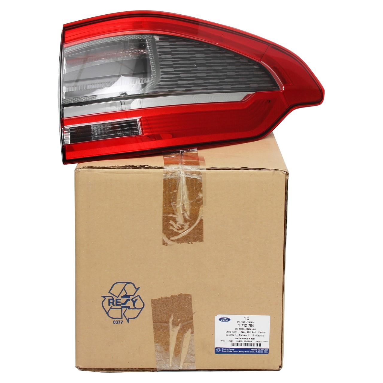ORIGINAL Ford Heckleuchte Rücklicht S-MAX (WA6) außen rechts 1712784