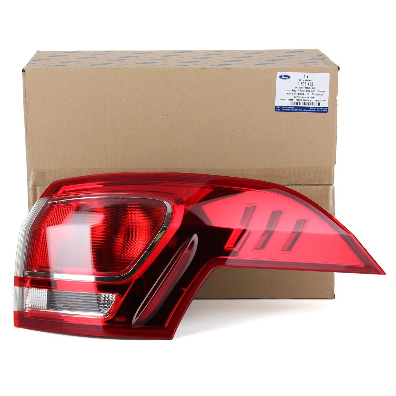 ORIGINAL Ford Heckleuchte Rückleuchte Rücklicht B-MAX (JK) aussen rechts 1806453