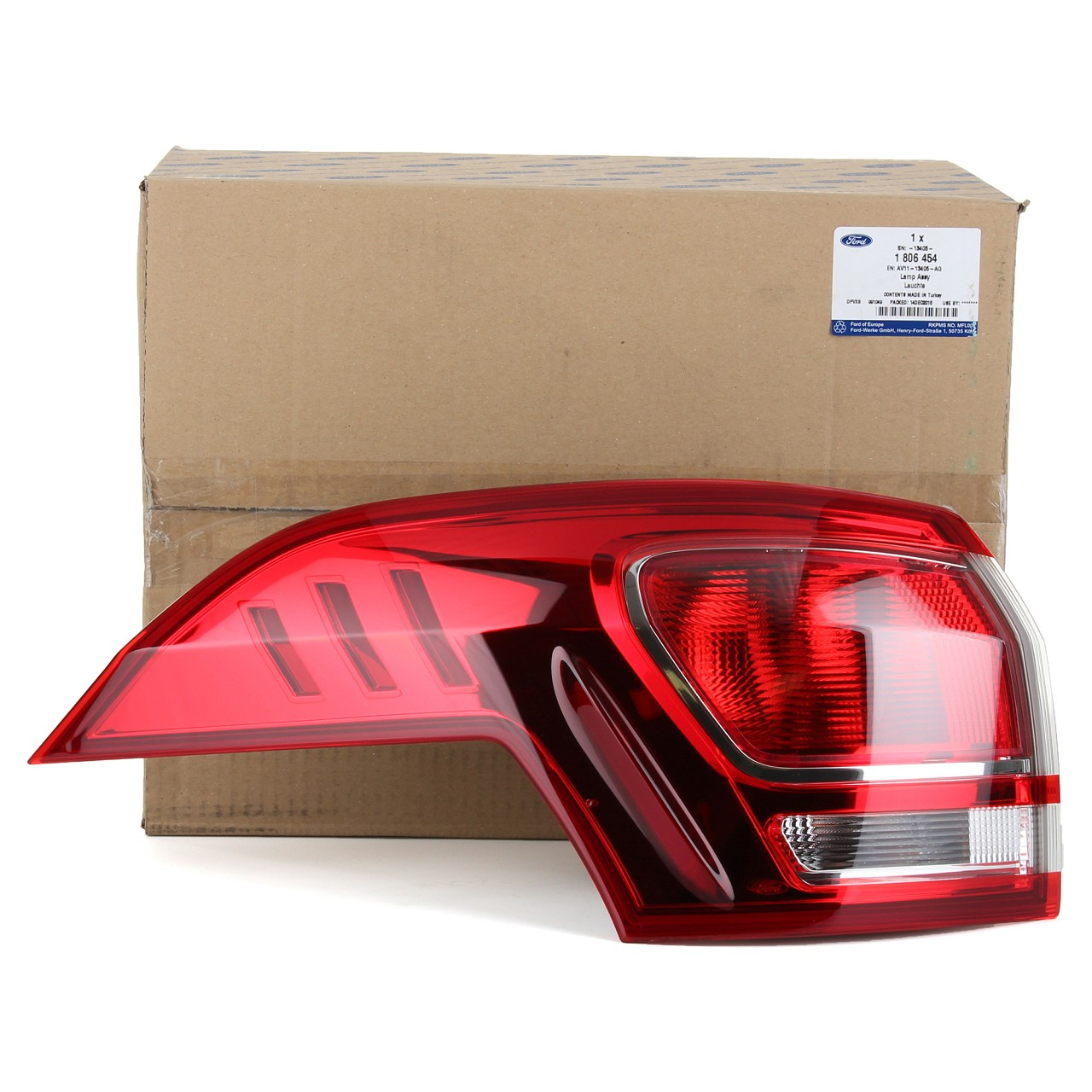 ORIGINAL Ford Heckleuchte Rückleuchte Rücklicht B-MAX (JK) aussen links 1806454
