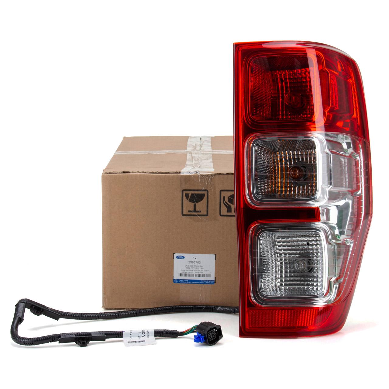 ORIGINAL Ford Heckleuchte Rückleuchte Rücklicht RANGER (TKE) rechts 2386703