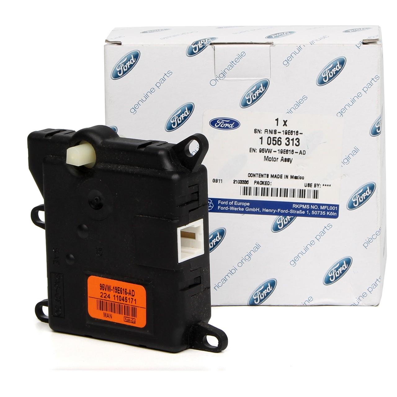 ORIGINAL Ford Stellmotor Gebläse Temperaturregler TRANSIT 1994-2014 1056313