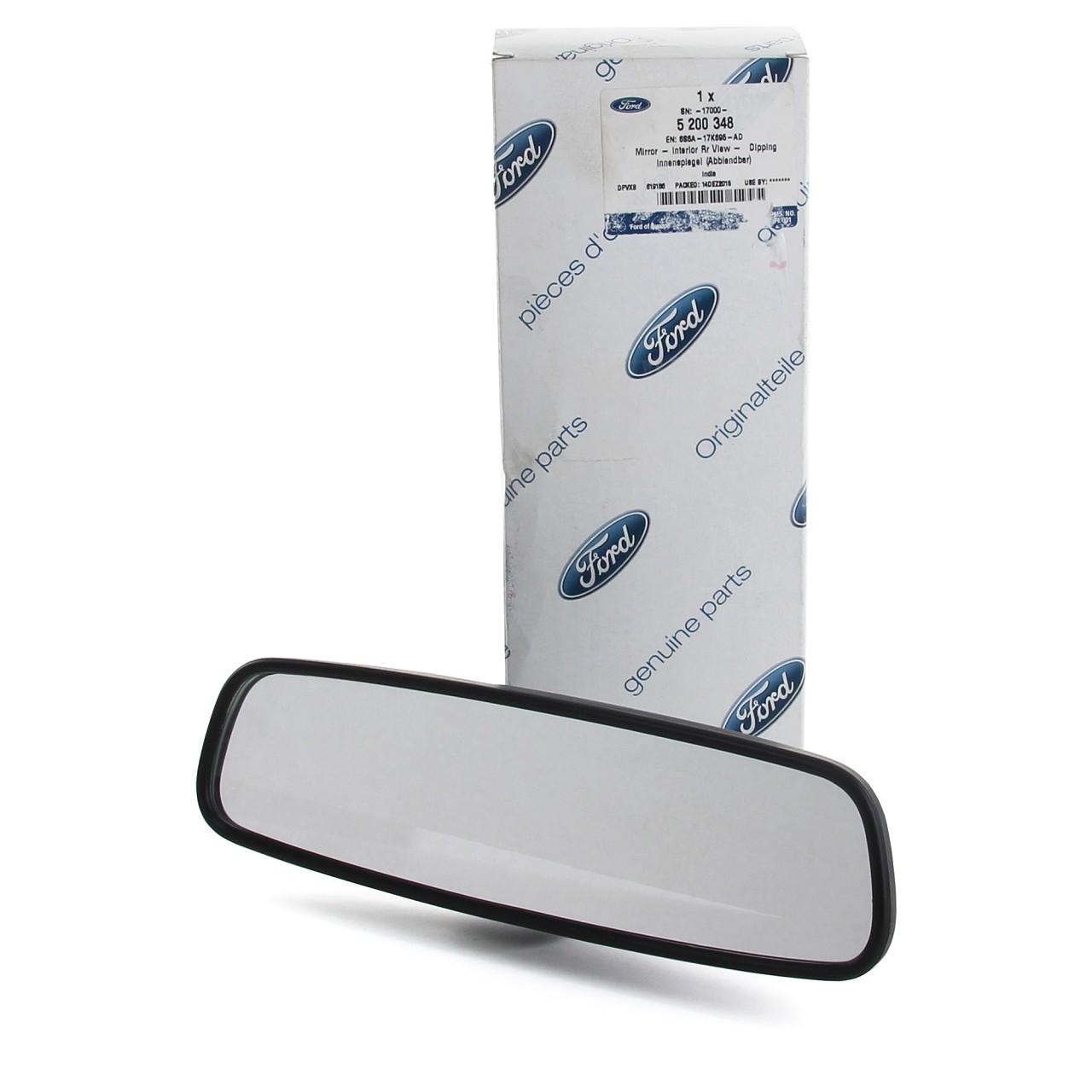 ORIGINAL Ford Innenspiegel Rückspiegel FIESTA V FUSION TOURNEO TRANSIT 5200348