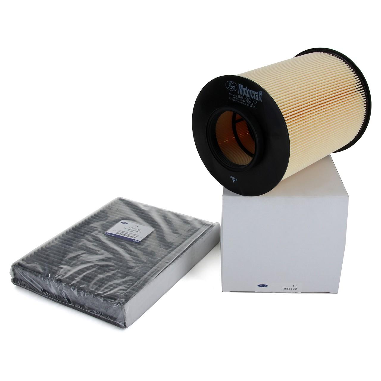 ORIGINAL Ford Inspektionskit Filterset GRAND C-MAX / C-MAX II FOCUS III KUGA II