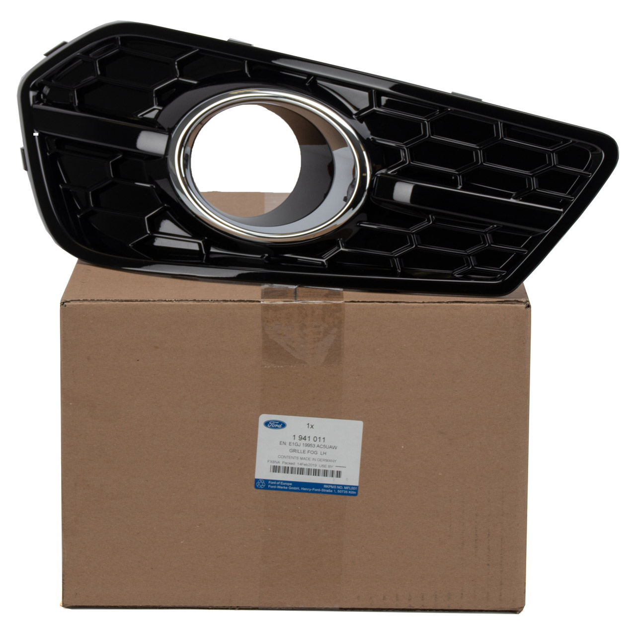 ORIGINAL Ford Blende Nebelscheinwerfer LINKS 1941011 für S-MAX ab 06.2015