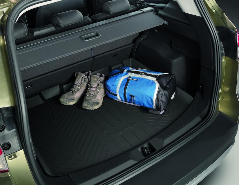 ORIGINAL Ford Gepäckraum-Antirutsch-Schalenmatte 1802300 für KUGA II MK2