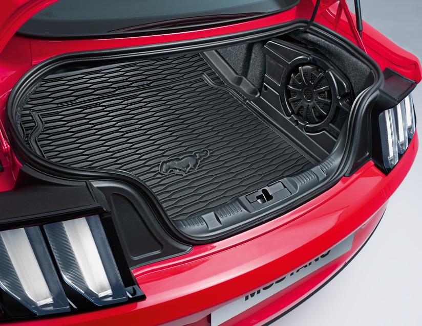 ORIGINAL Ford Gepäckraum-Antirutsch-Schalenmatte 5338723 für MUSTANG ab 03.2015