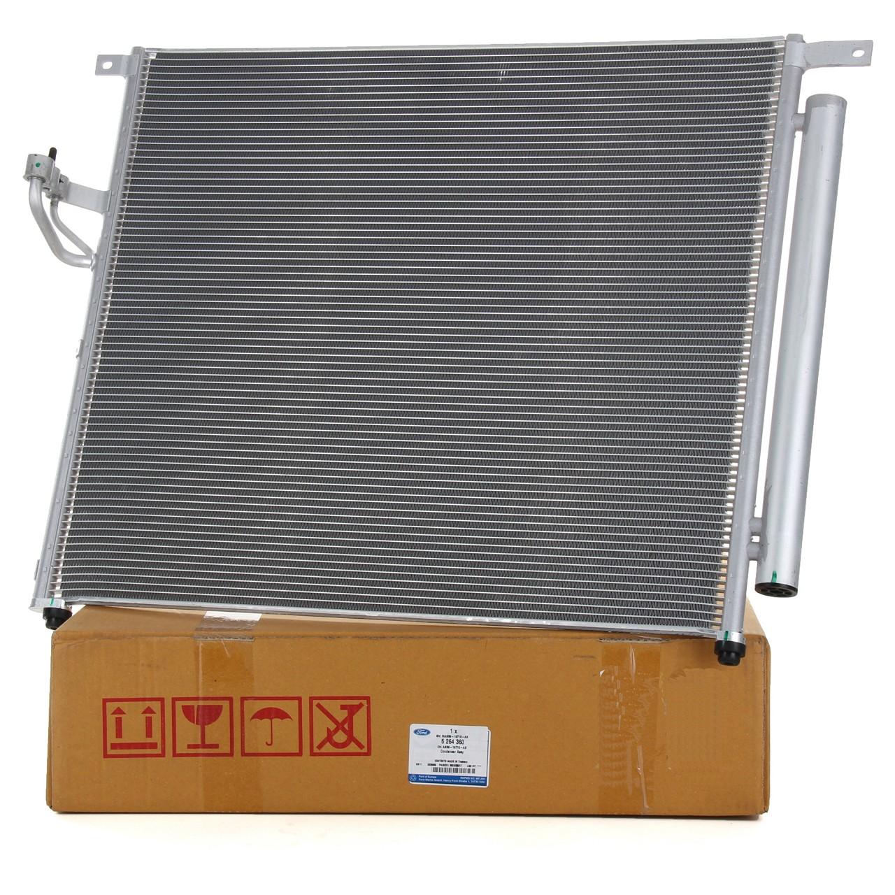 ORIGINAL Ford Kondensator RANGER (ES ET) (TKE) 2.2/2.5/3.0 TDCi 5264360
