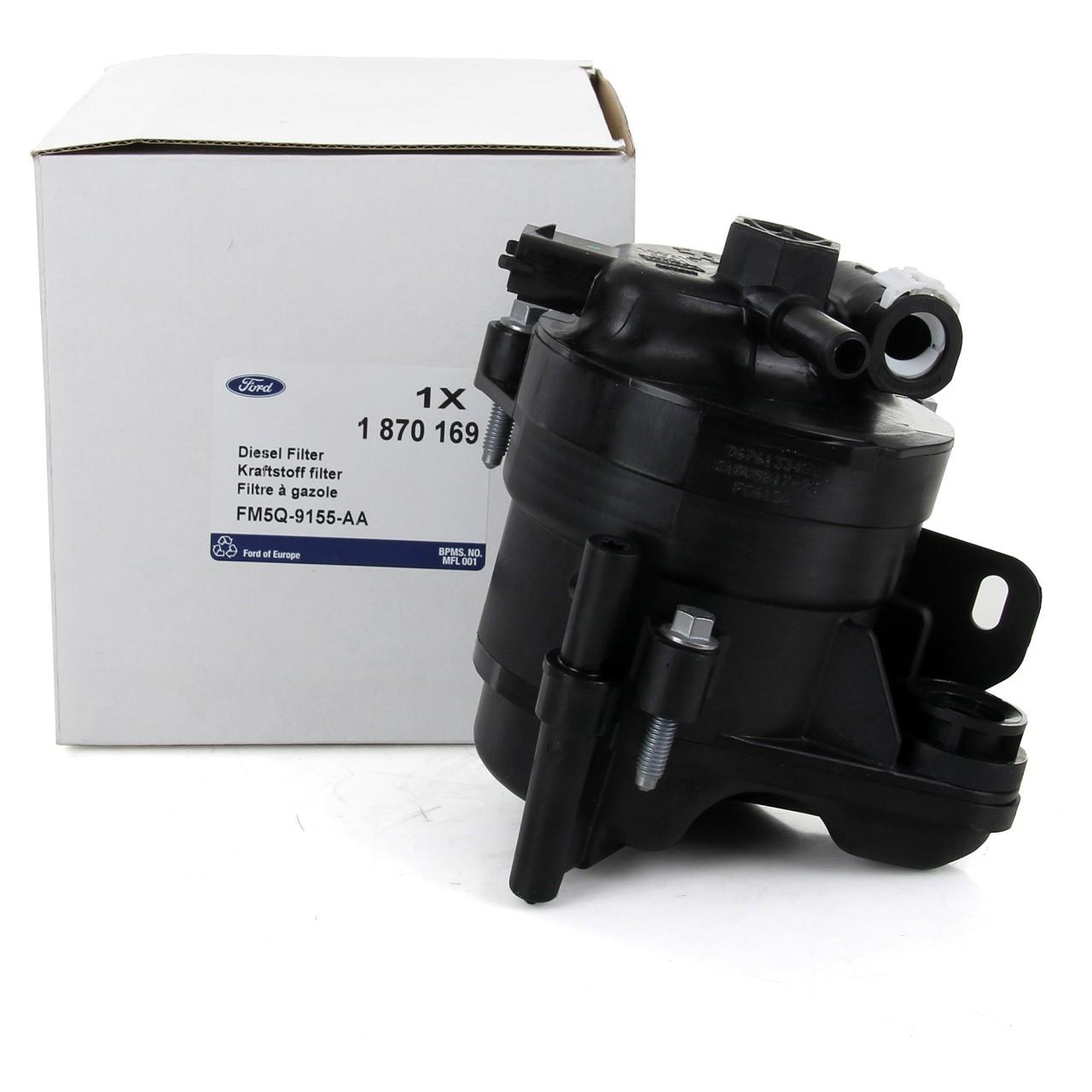 ORIGINAL Ford Kraftstofffilter Dieselfilter FIESTA VI FOCUS III 1.5TDCi 1870169