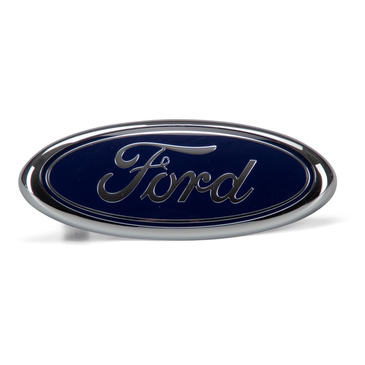 ORIGINAL Ford Emblem Zeichen Kühlergrill Focus II Kuga Mondeo III vorne 1360719